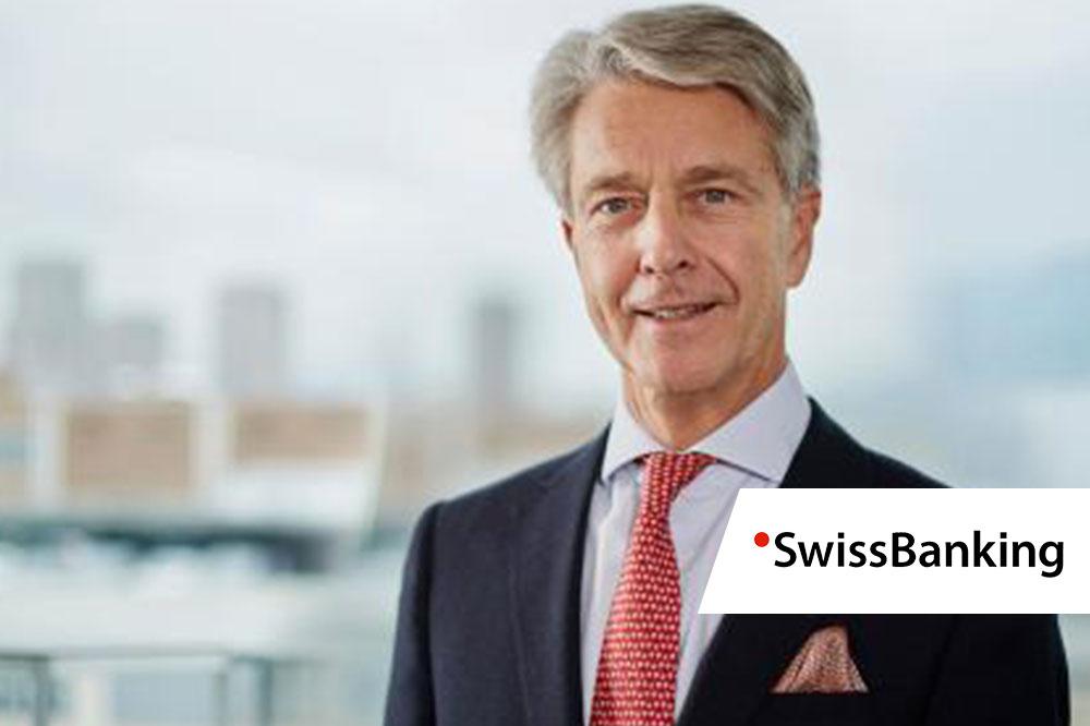 Herbert Scheidt, Chairman, Swiss Bankers Associations