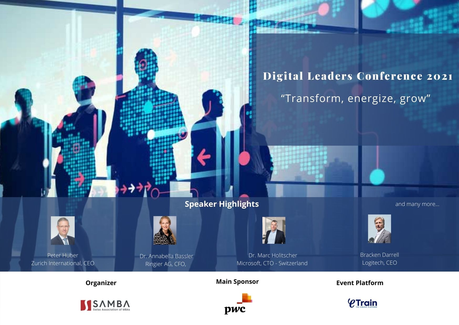 Digital Leaders Conference with PwC