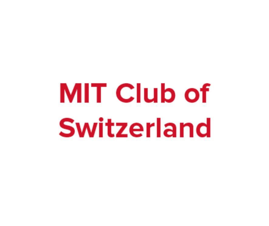 MIT Club of Switzerland