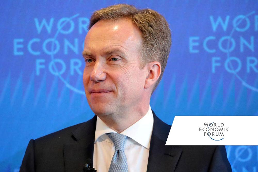 Børge Brende, President, World Economic Forum