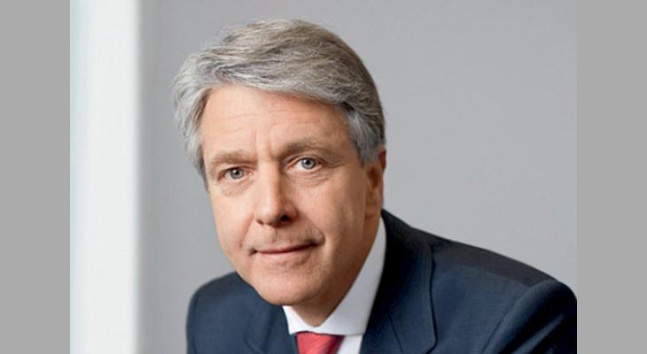 Herbert J. Scheidt, Chairman, Swiss Bankers Association