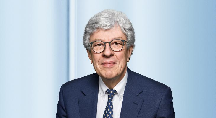 Michel M. Liès, Chairman, Zurich Insurance Group