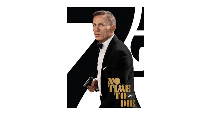 James Bond Film Private Screening - No Time to Die