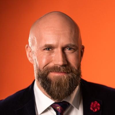 Mr. Frederik Gregaard